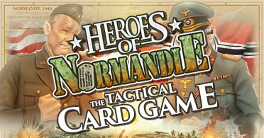 Heroes of Normandie, TCG