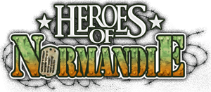 Logo Heroes of Normandie