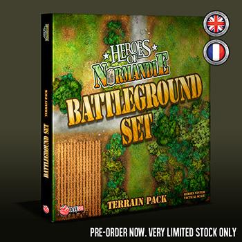 HoN Battle Ground Terrain -  Devil Pig Games