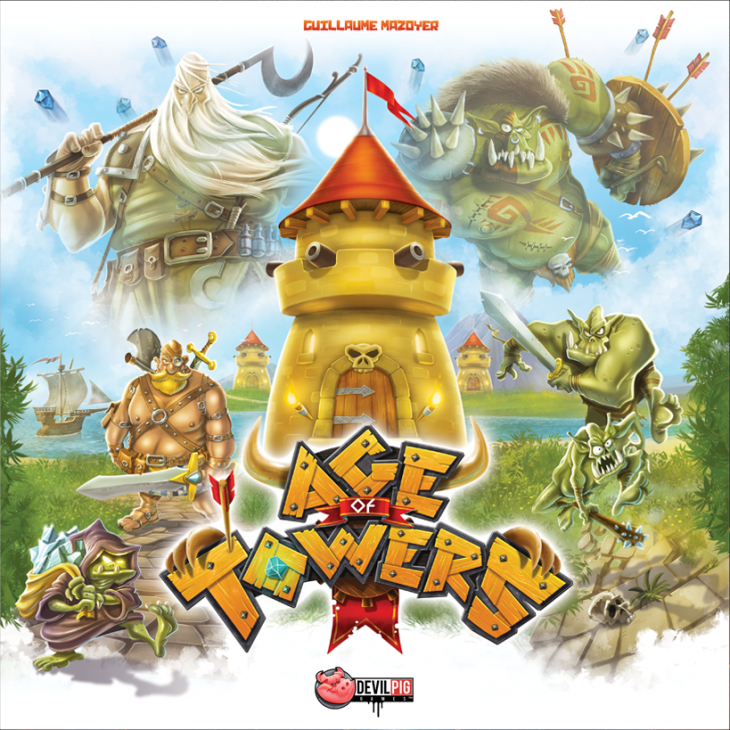 Devil Pig : Age of Towers