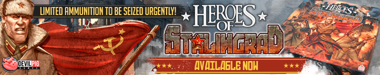Heroes of Stalingrad Available now!