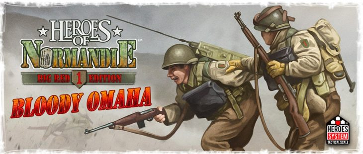 Heroes of Normandie Big Red One edition Omaha