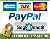 Pay via Bank or Paypal